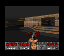Doom - Misc  - Gibbed marine - User Screenshot